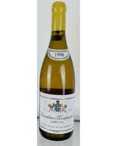 Chevalier-Montrachet Grand Cru Domaine Leflaive 1998  (Ex-Cellar Autumn 2019)