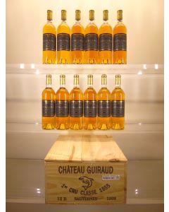 Chateau Guiraud 1998