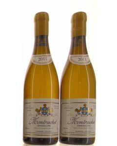 Montrachet Grand Cru Domaine Leflaive 2011
