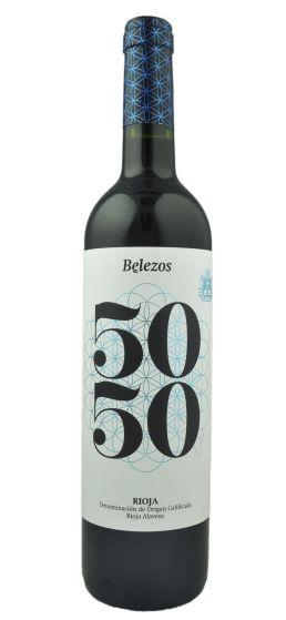 50/50 Rioja Joven Bodegas Zugober 2020