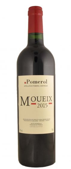 Pomerol Ets J-P Moueix 2015