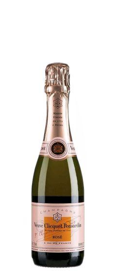 Veuve Clicquot Ponsardin Rose NV Halves