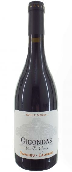 Gigondas Vieilles Vignes Tardieu-Laurent 2015