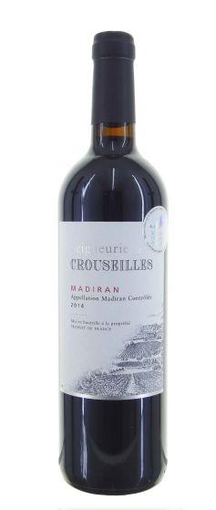Seigneurie de Crouseilles Chateau de Crouseilles AOC Madiran 2014