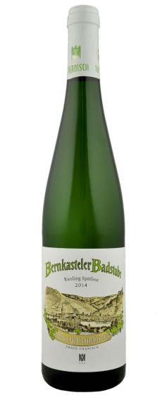 Bernkasteler Badstube Riesling Spatlese Dr H Thanisch (Thanisch) 2014