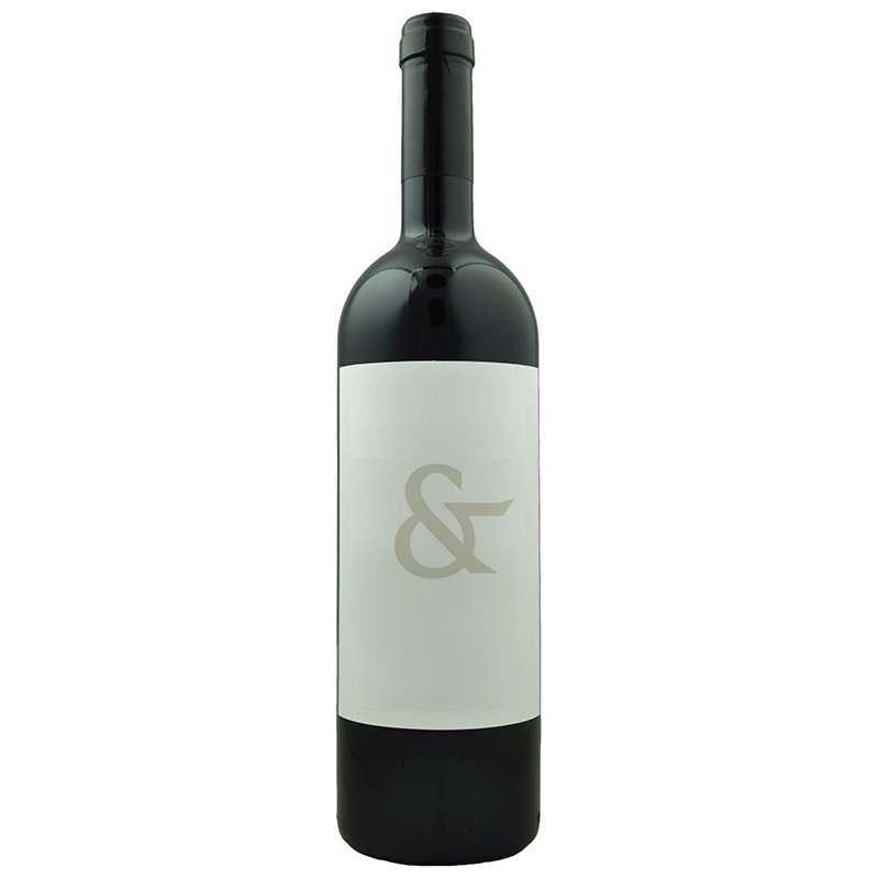 Red Gift Box for 1 Bordeaux bottle