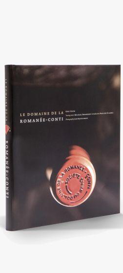 Le Domaine de la Romanee-Conti by Gert Crum (Book x 1)