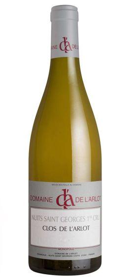 Nuits-St-Georges Blanc Clos de l'Arlot 1er Cru Monopole Domaine de l'Arlot 2015