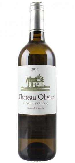 Chateau Olivier Blanc 2012