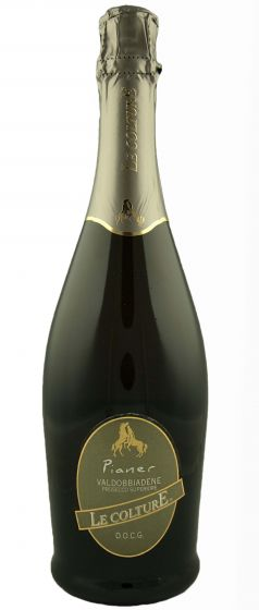 Pianer Prosecco DOCG Le Colture Extra Dry NV