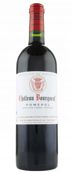 Chateau Bourgneuf 2014