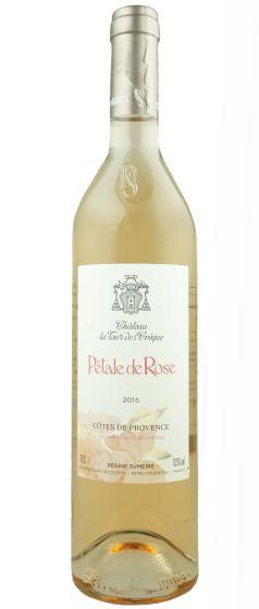 Petale de Rose Chateau la Tour de l'Eveque Rose AOC Cotes de Provence 2016 Methuselah