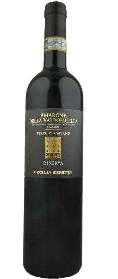 Amarone Classico Terre di Cariano Cecilia Beretta 2012