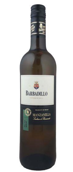 Manzanilla de Sanlucar Antonio Barbadillo