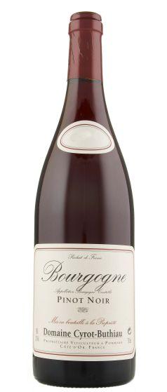Bourgogne Pinot Noir Domaine Cyrot-Buthiau 2018