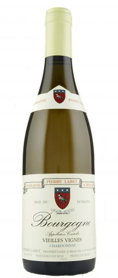 Bourgogne Chardonnay Vieilles Vignes Domaine Pierre Labet 2017
