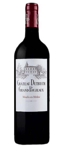 Chateau Dutruch Grand Poujeaux 2012