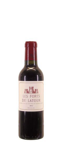 Les Forts de Latour 2012 Halves (Ex-Cellar Mar 2018)