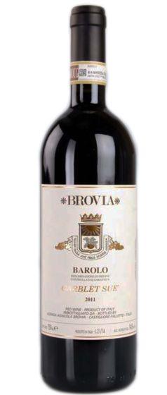 Barolo Garblet Sue Brovia 2011
