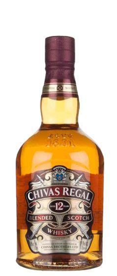 Chivas Regal 12 year old Blend