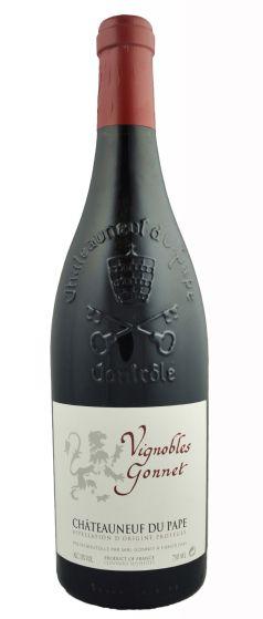 Chateauneuf-du-Pape Cuvee Tradition Vignobles Gonnet 2017