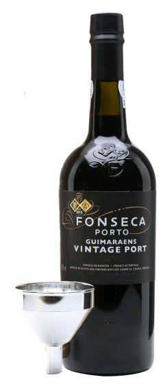 Fonseca Guimaraens Vintage Port 1998 with Funnel 2004