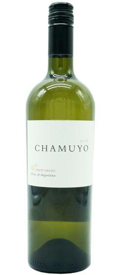 Chamuyo Pinot Grigio Mendoza Vineyards 2019