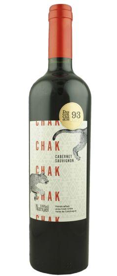 Chak Cabernet Sauvignon Vina Nahuel 2018