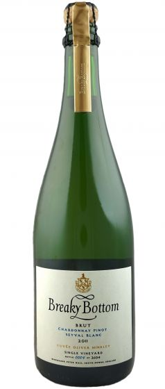 Breaky Bottom Cuvee Oliver Minkley Brut Traditional Method 2011