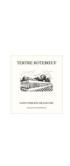 Tertre Roteboeuf Grand Cru St-Emilion 2012