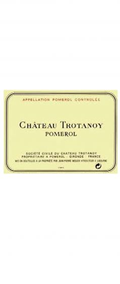 Chateau Trotanoy 2013