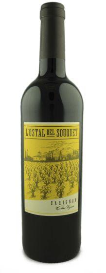 L'Ostal del Souquet Carignan Vieilles Vignes IGP Coteaux de Peyriac 2017