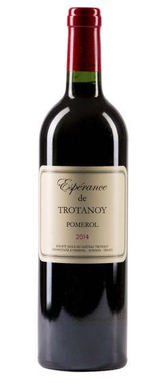 Esperance de Trotanoy 2014