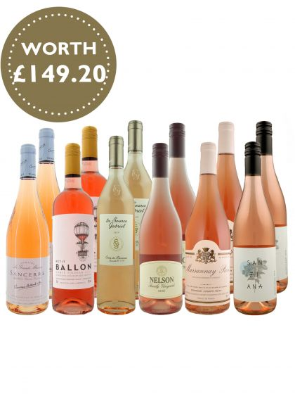 The Rose Mixed Case