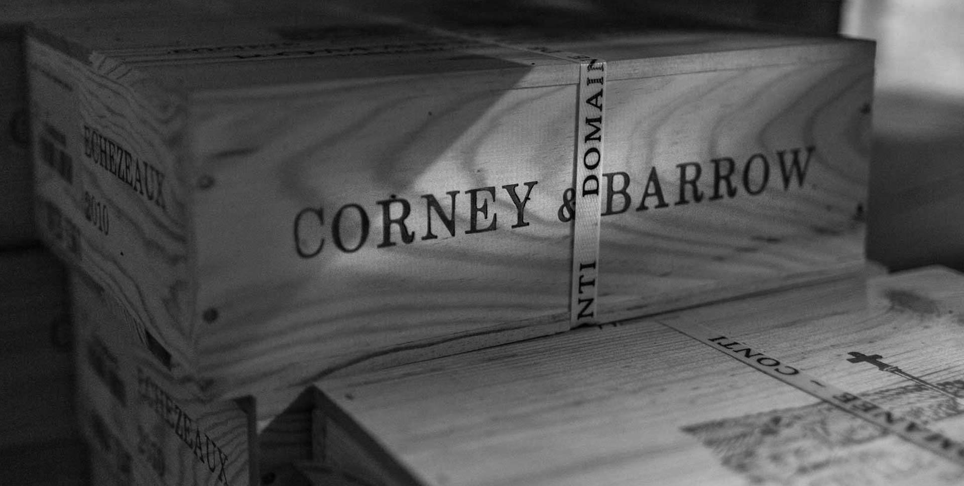 Corney and Barrow Wine Broking
