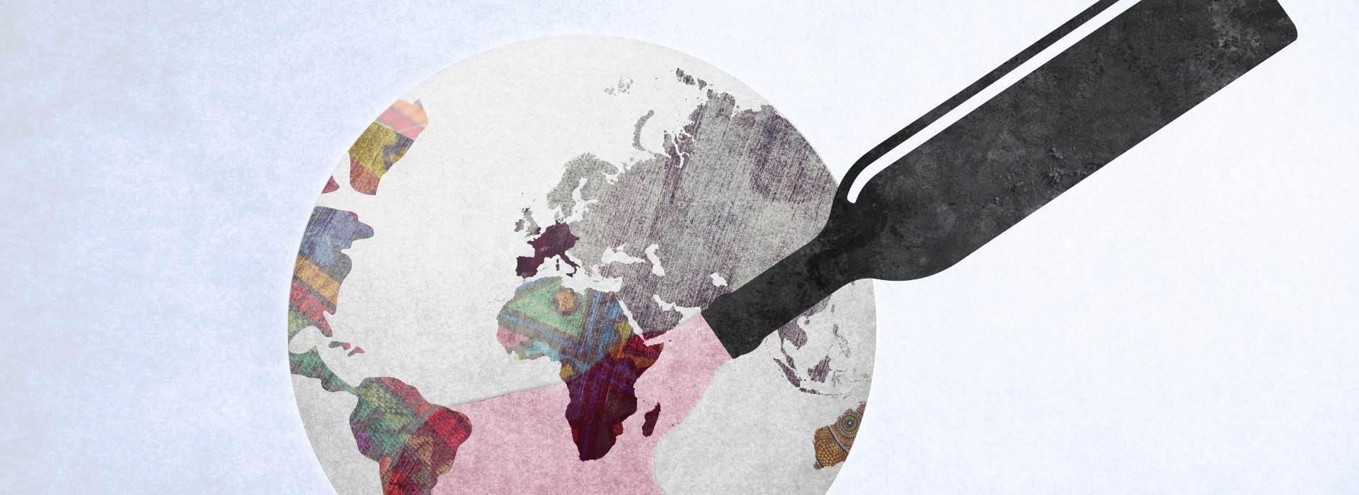 Around the world offers