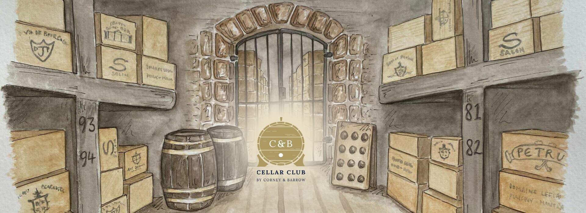 wine cellar club examples