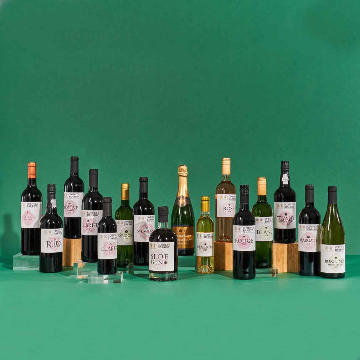 Corney & Barrow Own Labels