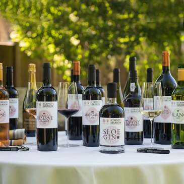Corney and Barrow own label wine, affordable good quality wine