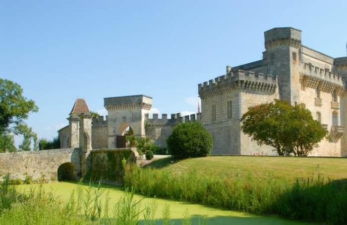 Chateau Lamarque