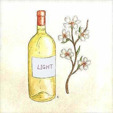 Pinot Grigio & Lighter Whites wine
