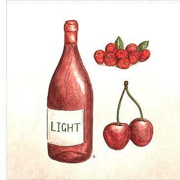 Pinot Noir & Lighter Reds wine