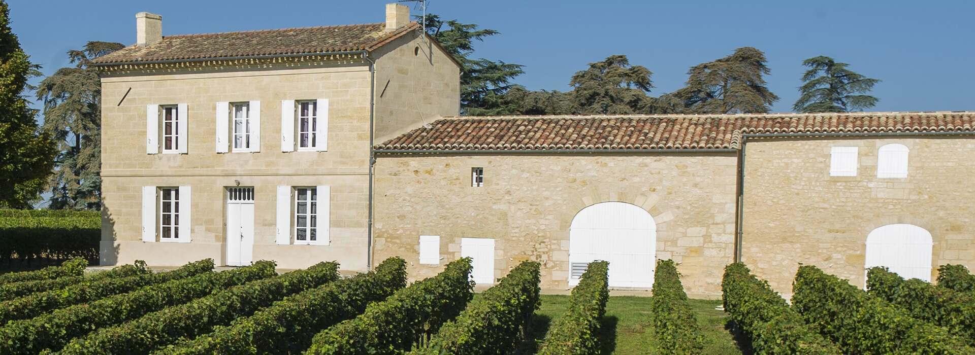 Château Rocheyron 2020