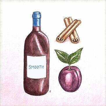 Merlot & Smooth Reds wine