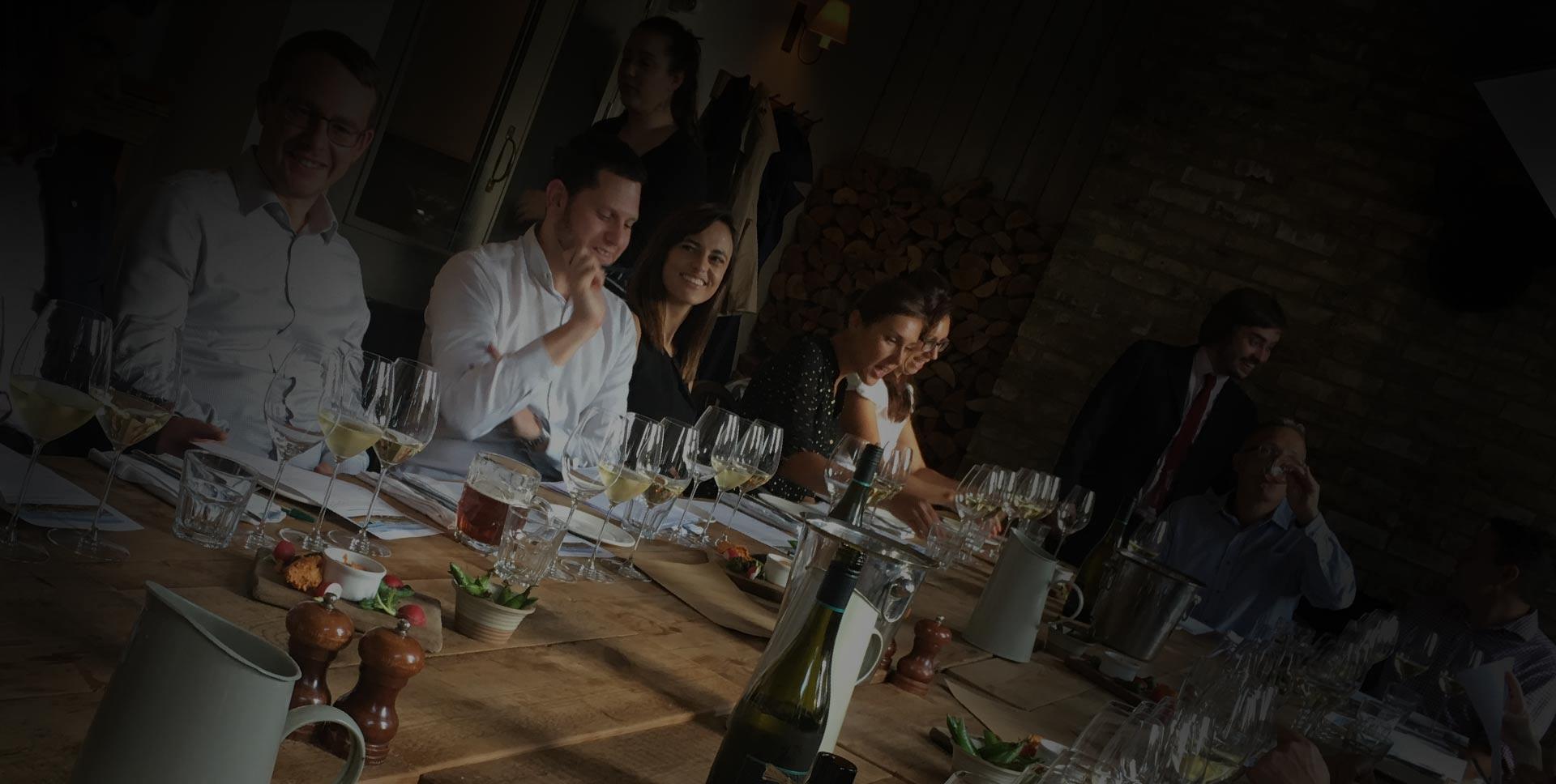 Corney and Barrow Wine Trade
