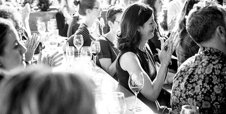 Corney and Barrow Wine Training Private customer events