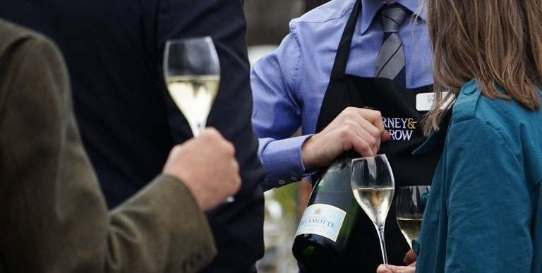 Corney and Barrow Business Wine training
